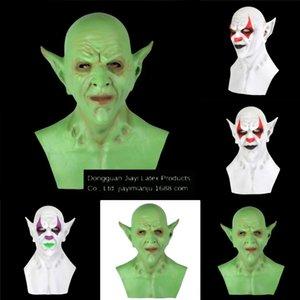 xmJEr palhaço esqueleto impressão máscaras de algodão Designermask enfrentar equitação Out Door Esporte rosto máscaras de algodão máscara Designer