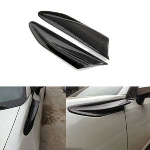In fibra di carbonio Side Vent Air Flow Fender Per Subaru BRZ Toyota GT86 86 Scion FR-S