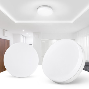18W LED ضوء السقف تركيبات الباردة الأبيض جولة القرص لوحة مصباح لمكتب المدرسة الفندقية المنزل والديكور