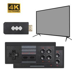 EXTRAME 4K HD Video Game Player 2.4G Wireless Handheld Game Joystick HDMI Retro Classic Games U-Box Mini Portable Game Consoles Kids Gift