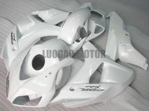 Injection Fairings kit+gifts for HONDA CBR1000RR 2004 2005 2006 2007 CBR1000 RR 04 05 06 07 body cover+windscreen #WHITE #95J56