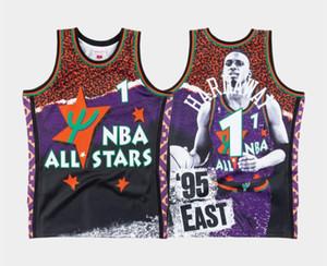 "Orlando ""Magic"" Menny Penny Hardaway Purple All-Star City Image Jersey"