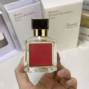ПРОДАЖИ !!! Новое поступление парфюмерии для женщин A a Rose Rouge 540 Amyris Femme Oud Stake Country Выбор Удивительный дизайн Долговечный аромат