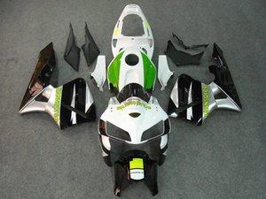Benutzerdefinierte Injection fairings Kits für Honda weiß, schwarz, grün CBR600RR F5 2005 2006 Karosserie-Kit CBR 600RR CBR 600RR 05 06 Motorrad bodykits