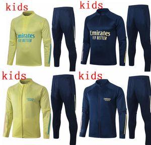 Arsenal Child Training blouse 20 - 21 Pepe Nicolas Ceballos guindouzi sokratis Maitland - Niles Tierney 2020 - 2021