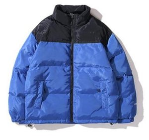 La nueva cara Norte del diseñador del Mens con capucha abrigos esquimales Abajo cubren rompevientos Marca caliente chaquetas mujeres de los hombres de lujo de la cremallera gruesa Tops chaquetas de la capa B2