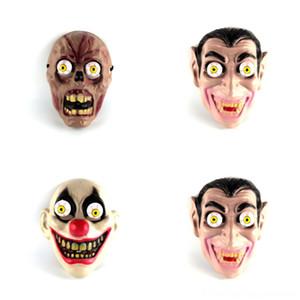 hSftQ Versand Halloween Rotte Terrorist Latexmaske Grimasse Spielzeug Maske Spiel Trick-Maske Karneval-Partei-Erscheinen Hallowmas lustigen Geist für Corpse Pr