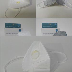 Beweis New Fa Schutz Er Masken Anti-Staub-Einweg-Salon Earloop Mout Maske Partei Masken # 648 Bzar