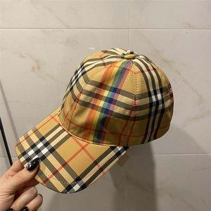 مع صندوق كيس من القماش الأصلي قبعة بيسبول واحد 2019 حار بيع النسيج الاختيار قوس قزح النايلون القطن الداخلي ضوء الصيغة الأمثل للتنفس من