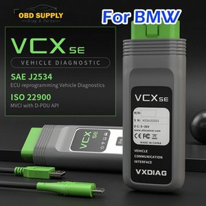 VXDIAG VCX SE Pour mieux que pour l'ICOM A3 A2 PROCHAINE OBD2 outil de diagnostic Scanner Programmation automobile SUm5 #