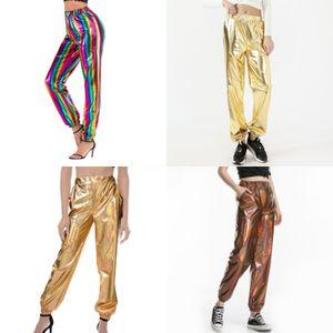 Nuova tendenza Ripped Stacked Jeans Donne Pila Felpe pantaloni jogging pantaloni strappati Donne T200422 # 594