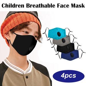 Máscara para crianças máscaras face forma para máscaras de proteção de algodão reutilizável boca cobertura lavável masque en tissu masker maska mascherina