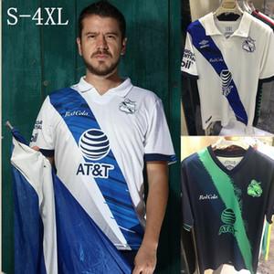 S-4XL 20 21 camisas de futebol Clube Puebla México FC PUEBLA 2020 2021 liga mx casa longe camiseta de fútbol futebol camisas camesita maillot Man1