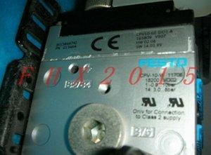 Quella utilizzata FESTO / Festo CPV10-GE-DIO1-8 165.809 161.416