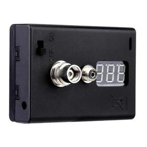 Resistenza Ohm Meter Digital Ohm del tester Fuoco strumento di bobine di fai da te di ricarica per RDA RTA atomizzatore USB