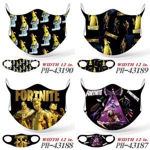 Para niños DesignerFace Masks3 capas protectoras de polvo niños máscara facial protectora MasksMask # 460