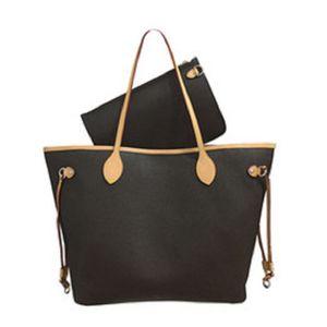 TOP PU 4 ألوان شعرية 2PCS مجموعة أعلى جودة المرأة حقيبة يد حقيبة يد السيدات حقائب الخصر عالية الجودة حقيبة أكياس سيدة مخلب محفظة الكتف