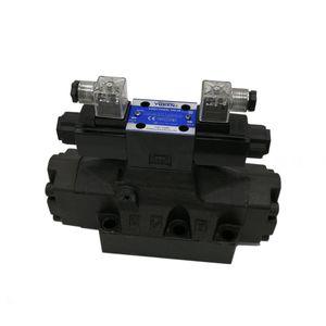 Yuken DSHG 04 Serie Hydraulische Explosionsgeschützte Magnetspule gesteuerte Pilotgesteuertes Wegeventil; Cartridge-Ventil; Durchflussregelventil