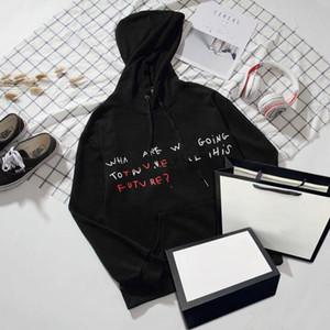 20SS Design Le Hoodie Hip Hop Hommes Streetwear Lettre Hoodie des femmes des hommes Sweat à capuche Skateboards Sweat-shirt Les vêtements M-2XL