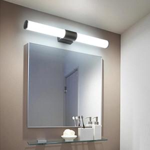 Acrylic Modern Upscale Led Mirror Light Wall Light Mirror Headlights Makeup Vanity Bathroom Lighting Dressing Table Luminous