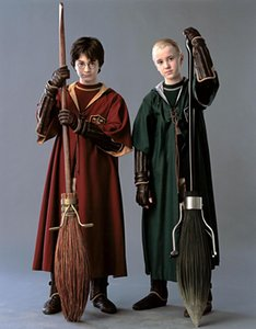 Harry Potter Robe coswear Gryffindor Slytherin Halloween-Kostüm Harry Potter Robe Umhang Zauber coswear Gryffindor Slytherin Umhang Zauber Halle