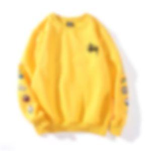 Designer 2020 hoodies camisolas dos homens casal homens Top Solid Color Coats Camisola encapuçado Jacket Moda Hip Hop das mulheres de manga comprida 20082702U