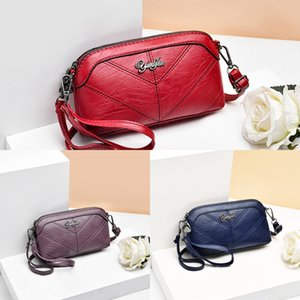 Summer small mini shell hand 2019 new women's simple shoulder Bowler bag Hand bag crossbody coin purse