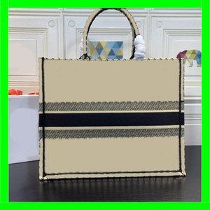 Shopping Bag handbag Embroidered canvas book tote High Quality Tote Bag Handbag women bags Shoulder Bag