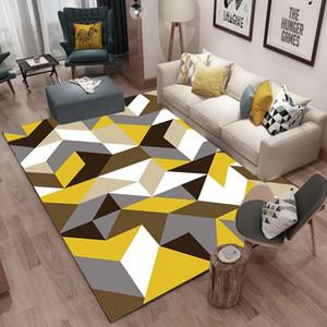 VESCOVO Hauptdekor-große Teppiche für Wohnzimmer Schlafzimmer Teppich Mat tapis Salon