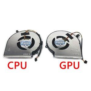 Новый ноутбук процессор GPU OEM Вентилятор охлаждения для MSI GE62 Ge72 PE60 PE70 GL62 GL72 Cooler PAAD06015SL 3pin