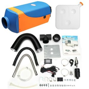 8kw / 12v único LCD Diesel Air Heater
