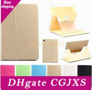 Para Ipad Pro giratoria de la PU casos de cuero color puro cubierta elegante del soporte para Ipad Chapado Pro 12 0,9 pulgadas