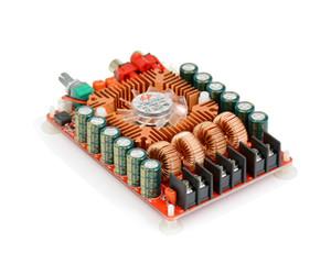 Модуль Режим Stereo Freeshipping TDA7498E 160Wx2 питания Цифровой усилитель Audio Board Dual Channel Sound Speaker Amplifier Поддержка BTL