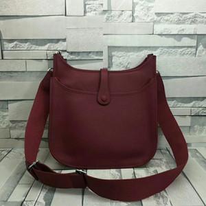 2020 Frauen Neue Kleine Design Rindslose Freizeit Tasche Mädchen Breitband Persönlichkeit Vielseitige Rucksack Damen Messenger Bag Einfache Vielseitige Tasche
