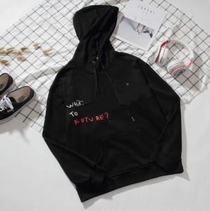Heißen Verkaufs-Männer Entwerferhoodies-Sweatshirts Mode Pullover Sweatshirts Männer Kapuzen langärmelige Kapuzenoberseiten-Kleidung Hip Hop Street