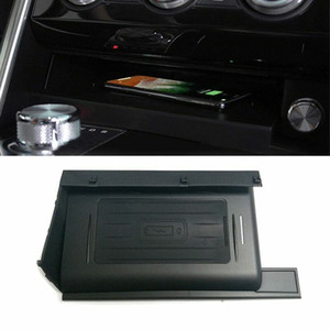 Auto-Wireless-Ladegerät Wireless Phone Charger für Land Rover Discovery 5 2017-2020