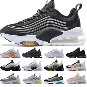 ZM950 Hombres Mujeres Running Zapatos Triple Negro Oreo Neon Silver Blanco Arco Iris 950S Entrenadores para hombre Zapatillas deportivas Chaussures Tamaño 5.5-11