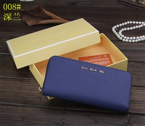 New Arrival Designer wallet Women Wallets Purse With Geometry Clutch For Female Long Zipper Phone Bag Fashion Coin Card Holder b3bf