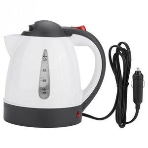 cgjxs 24v / 12v 1000ml eléctrica Caldera de agua caliente del calentador Chaleira Waterkoker Automóviles Viajes Para preparar té café acero inoxidable 304 Czajnik T190619
