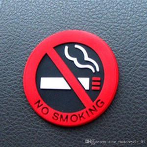 BMW는 벤츠 포드 Vw를 푸조 오펠 르노 마쓰다 골프에 대한 없음 흡연 로고 차 스티커 쉬운에 충실 경고 접착제 스티커