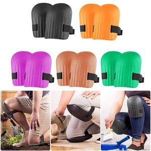 Durable Knee Pads Safety Flexible Soft Foam Padding for Scooter Cycling Roller Skating Gardening Builder Workplace