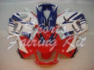 Accessoires extérieurs complets pour Honda CBR600 1995-1998 Rouge Bleu Blanc Abs Carénage CBR 600 F3 95 96 Carénage CBR600 F3 95 96