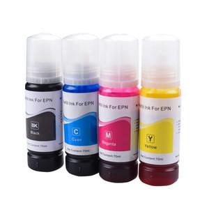 2 Packs 103 T103 104 T104 Refill Tinte kits basados en tinta para L3100 L3110 L3111 L3150 L3151