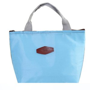 Thermo Thermal Insulated Neoprene Lunch Bag for Women Kids Lunchbags Tote Cooler Lunch Box Insulation Bag