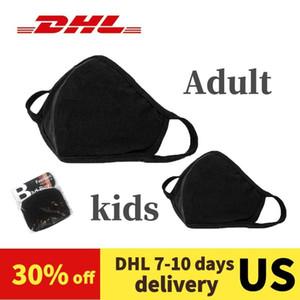 2020 için DHL açık döngü mascherina Özelleştirilebilir yüz maskesinin çocuklar ve yetişkin yüz maskesi bez pamuk yeniden yıkanabilir Maske ücretsiz gönderim