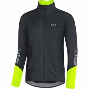 2020 2020 GORE Takım Kış Uzun Kollu Eğitim Jersey Unisex Bisiklet Giyim Bisiklet Uzun Seti Açık Bisiklet Mtb KLEDING Heren Kış S99d #