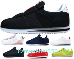 Rahat ayakkabı erkekler Kadınlar Cortez Temel haber 2019 Denim Kenny IV II OG Deri Forrest Gump Erkek Kadın Üst Qaulity Toptan Moda Ayakkabılar K11