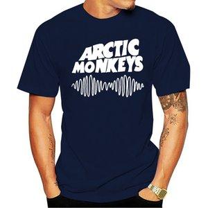 القطب الشمالي القرود الموسيقى العالية الوزن T قميص لينة الفينيل