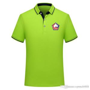 2019 20 heiße neue ligue lille polo shirt männer kurzarm casual shirts massig klassisch t shirt plus camisa polo