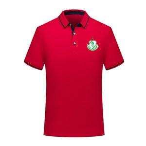2020 Rovers FC Shamrock uomini di calcio Polo calcio a maniche corte polo di formazione Moda Sport di polo di calcio di calcio T-Shir